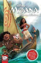 Disney Moana Comics Collection by Disney
