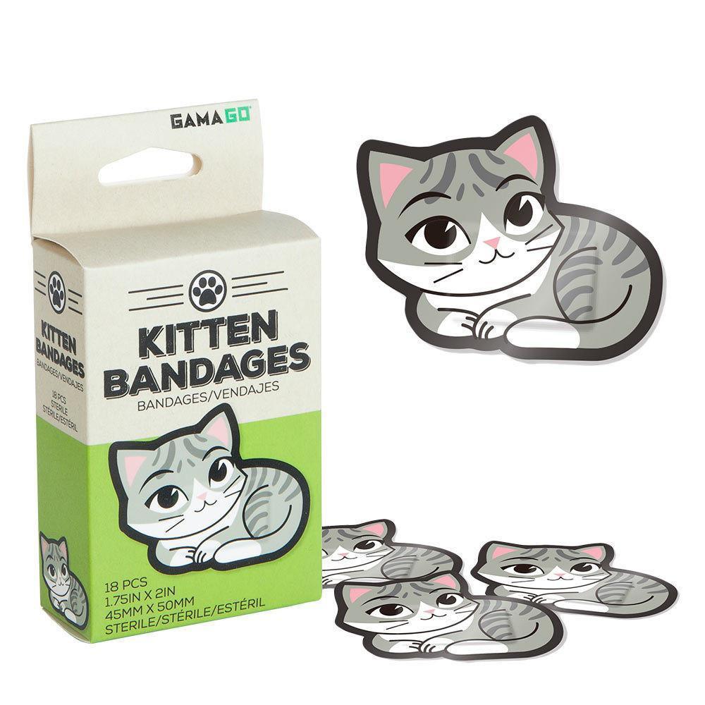 Gama Go: Kitten Bandages (18pc) image