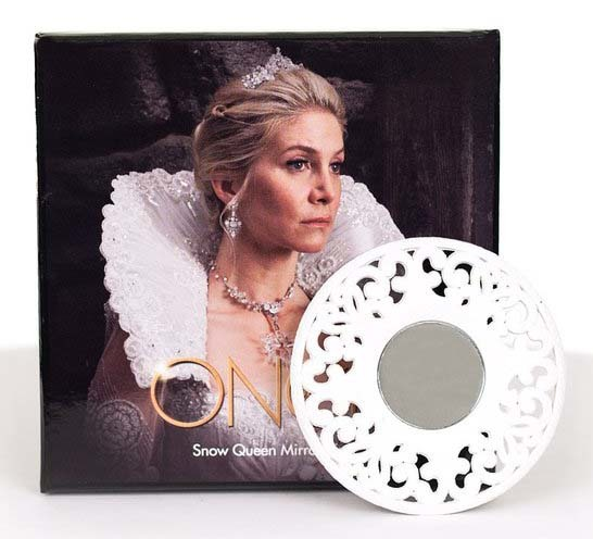 Once Upon a Time Snow Queen Mirror Pin