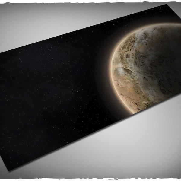 Deep Cut Studio: Dunes Planet Neoprene Mat (3x3) image