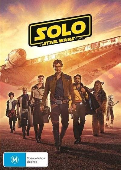 Solo: A Star Wars Story on DVD image
