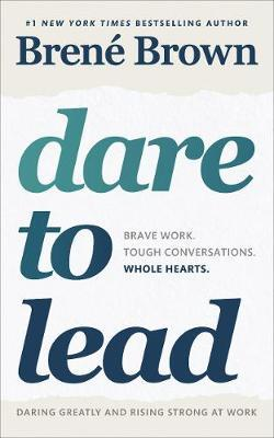 Dare to Lead by Brene Brown image
