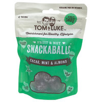 Tom & Luke Snackaballs Pouch - Cacao Mint & Almond (140g)