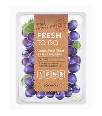 Tony Moly: Fresh To Go Sheet Mask - Grape (22g)