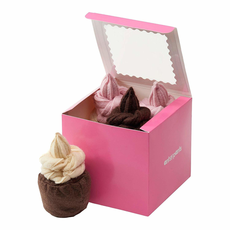 Antsy Pants: Felt Food - Cupcakes image