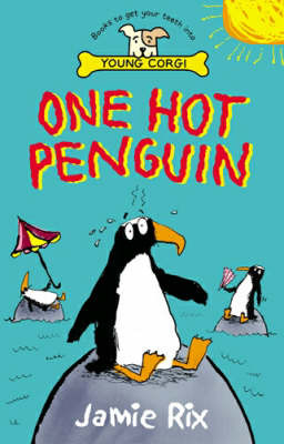 One Hot Penguin by Jamie Rix image