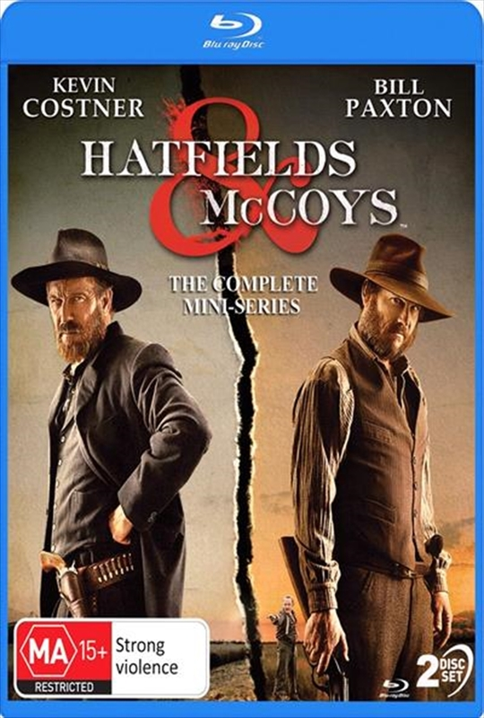 Hatfields & Mccoys (Mini Series) on Blu-ray