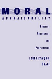 Moral Appraisability by Ishtiyaque Haji image