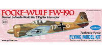 Focke-Wulf FW190 1/30 Balsa Model Kit
