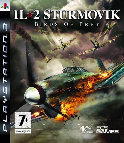 IL-2 Sturmovik: Birds of Prey for PS3