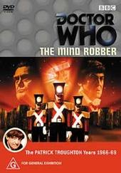 Doctor Who: The Mind Robber on DVD