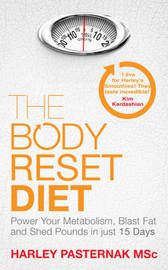 The Body Reset Diet by Harley Pasternak