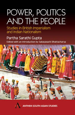 Power, Politics and the People by Partha Sarathi Gupta image