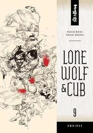 Lone Wolf & Cub Omnibus Vol. 9 by Kazuo Koike