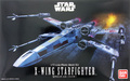 Star Wars X-Wing Starfighter 1:72 Scale Model Kit
