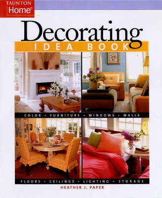 Decorating Idea Book by Heather Paper