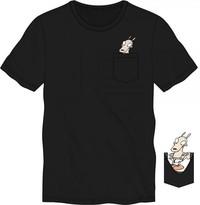 Rocko's Modern Life - Pocket T-Shirt (Large)
