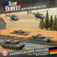 Team Yankee: Kampfgruppe Muller (Version 2)