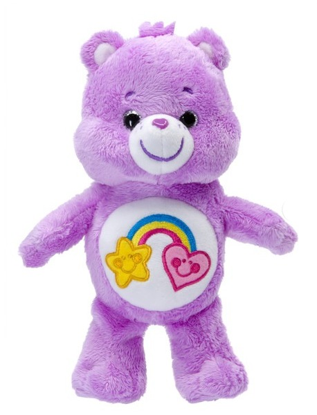 Care Bears: Best Friend Bear - Small Beanie Plush
