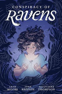 Conspiracy Of Ravens by Leah Moore image