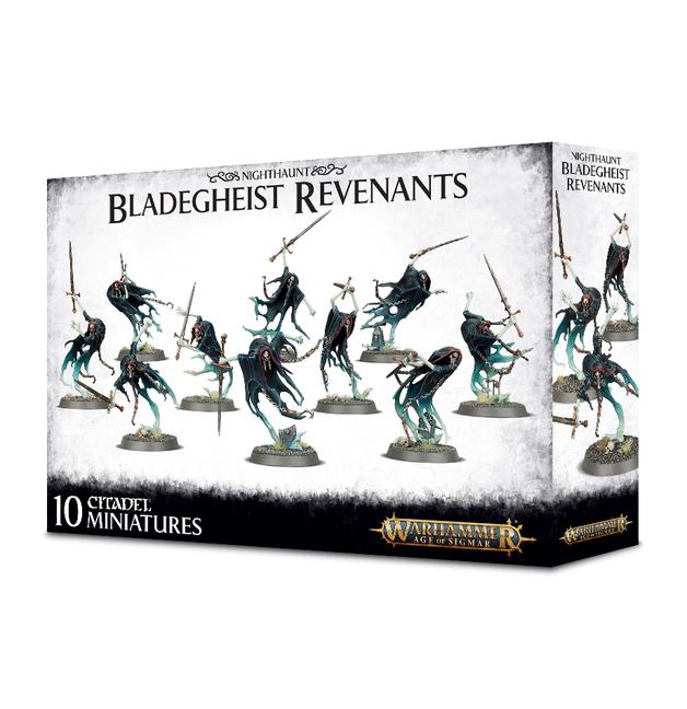Warhammer Age of Sigmar: Nighthaunt - Bladegheist Revenants