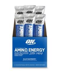 Optimum Nutrition: Amino Energy Drink Stick Pack - Blue Raspberry (6x9g)