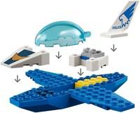 LEGO City: Sky Police Jet Patrol (60206) image