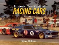 Historic New Zealand Racing Cars by Steve Holmes image
