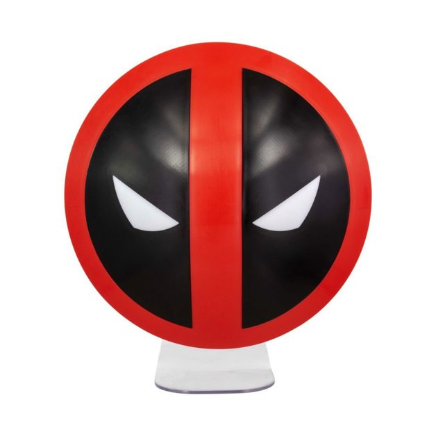 Deadpool: 3D Light Logo - 10 cm