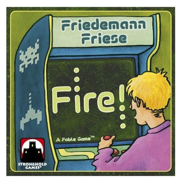 Fire! - Card Game