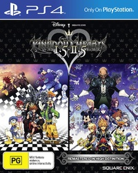 Kingdom Hearts HD 1.5 + 2.5 ReMIX for PS4