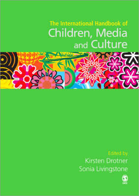International Handbook of Children, Media and Culture image