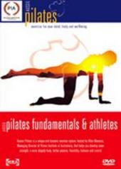 Pilates Fundamentals & Athletes on DVD