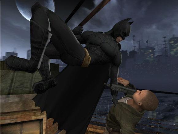 Batman Begins for GameCube image
