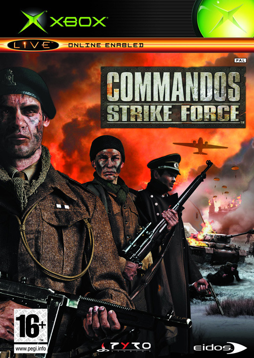 Commandos: Strike Force for Xbox