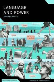 Language and Power by Andrea Mayr