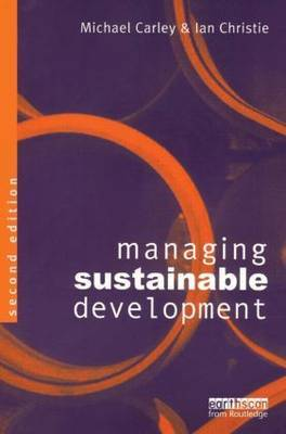 Managing Sustainable Development by Michael Carley
