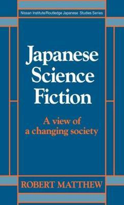 Japanese Science Fiction by Robert Matthew image