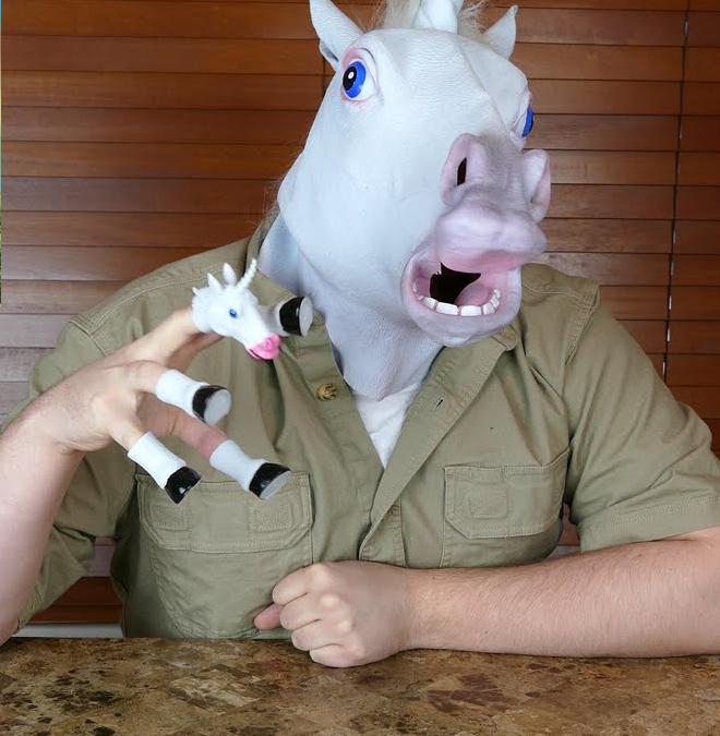 Handicorn - Unicorn Finger Puppets image