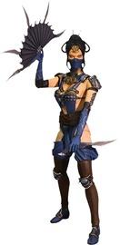 "Mortal Kombat X Kitana 6"" Figure"