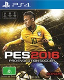 Pro Evolution Soccer 2016 Day 1 Edition for PS4