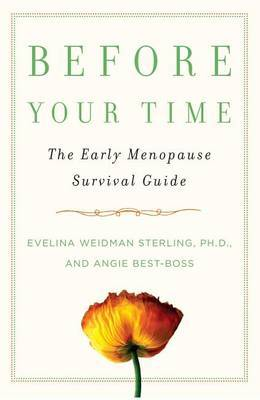 Before Your Time by Evelina Weidman Sterling image