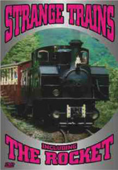 Strange Trains on DVD