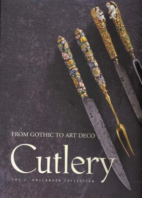 Cutlery by Jan van Trigt