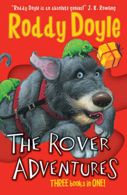 The Rover Adventures by Roddy Doyle image