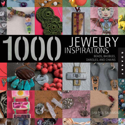 1,000 Jewelry Inspirations by Sandra Salamony