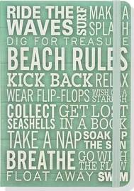 Beach Rules Journal (Large)