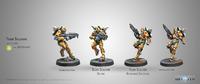 Infinity: Tiger Soldiers (Spitfire / Boarding Shotgun)