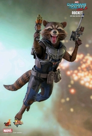 "Guardians of the Galaxy: Rocket Raccoon - 6"" Articulated Figure"