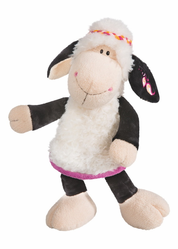 Nici: Jolly Mah - Yoga Malou Sheep Plush
